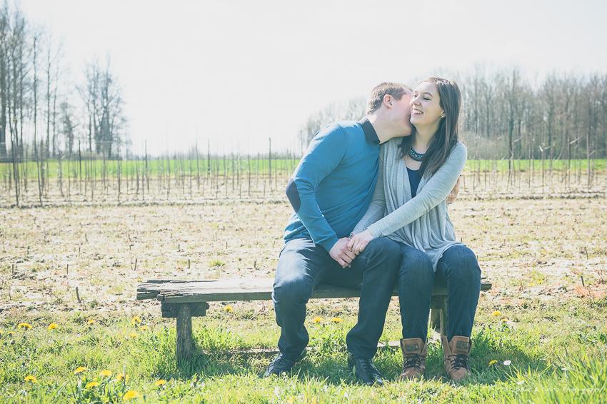 photographe d'engagement Hainaut